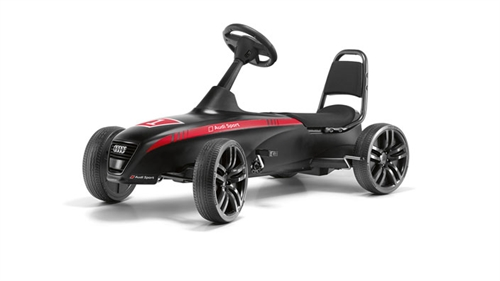 Audi Gokart, motorsport, sort