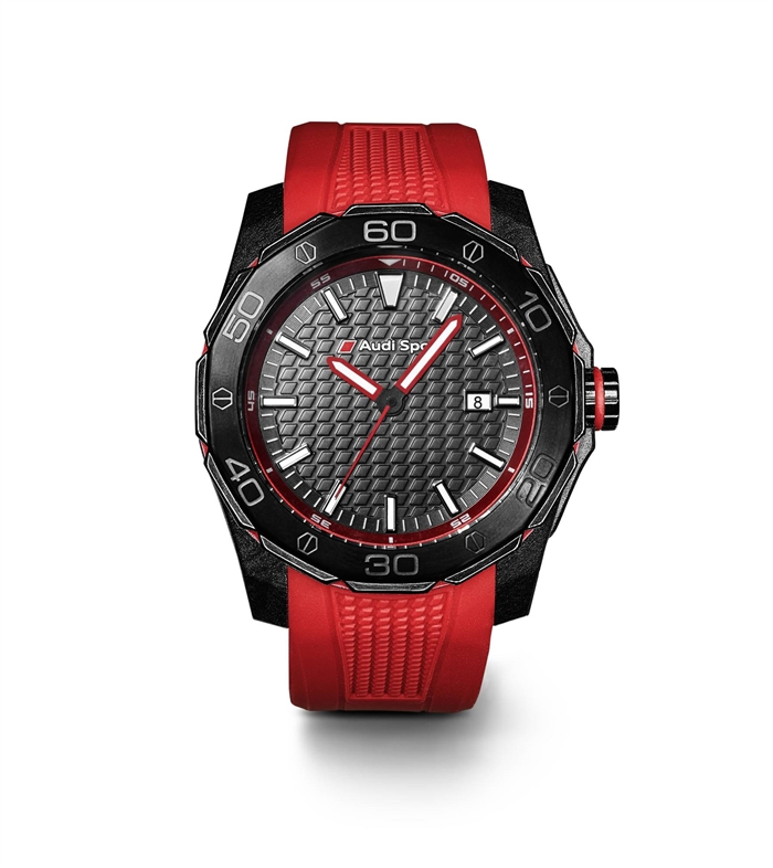 Audi Sport ur i rød
