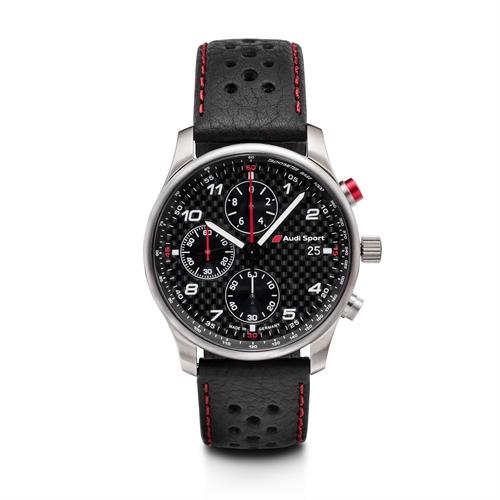 Audi Sport karbon kronograf