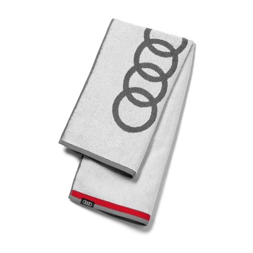 Audi håndklæde 50x100 cm
